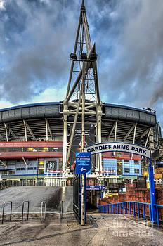 Steve Purnell - Cardiff Arms Park