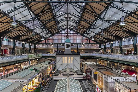 Steve Purnell - Cardiff Market