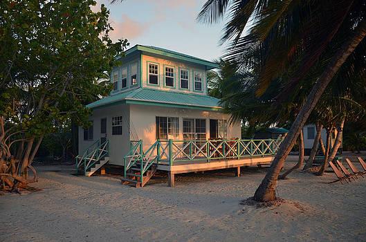 Caribbean Hideaway by Ken  Collette