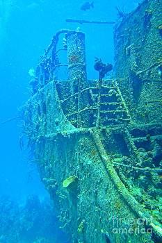 John Malone  - Caribbean Ship Wreak