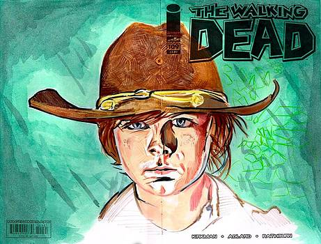 Carl Grimes by Kyle Willis