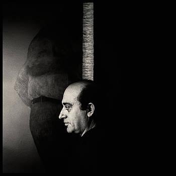 Carlo Alfano photographed by Augusto De Luca. 86 by Augusto  De Luca