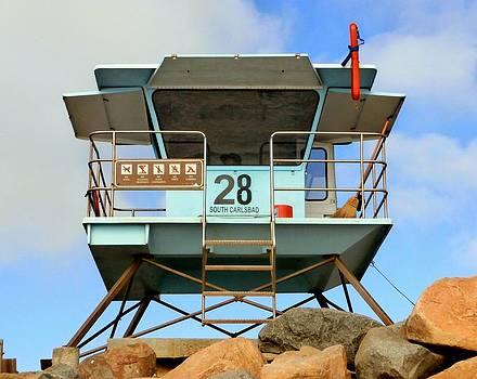 Karyn Robinson - Carlsbad Lifeguard Station