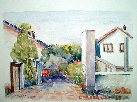 Carmel  by Barbra Joan