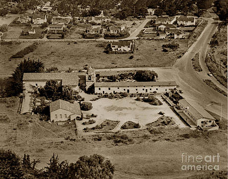 California Views Mr Pat Hathaway Archives - Carmel Mission, Calif.  circa 1937
