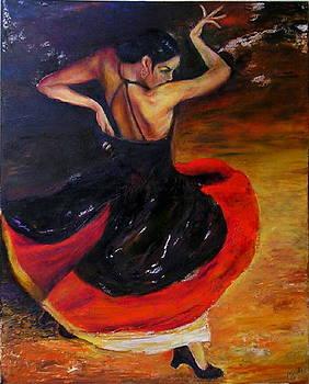 Carmen by Sylva Zalmanson