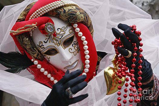 Carnevale di Venezia  1 by Rudi Prott