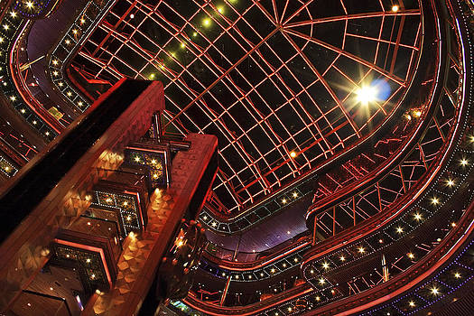 Jason Politte - Carnival Elation Atrium at Night