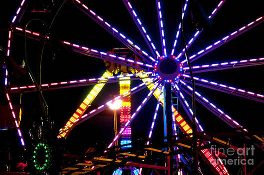 Carnival Midway by Rob Byron