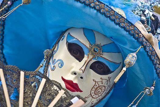 Carnival Venice Italy by Indiana Zuckerman