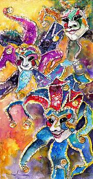 Miki De Goodaboom - Carnivale in Taormina 02