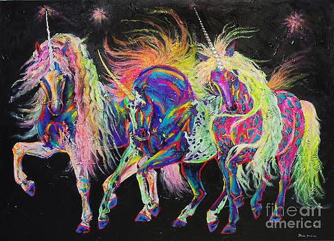 Carnivale by Louise Green
