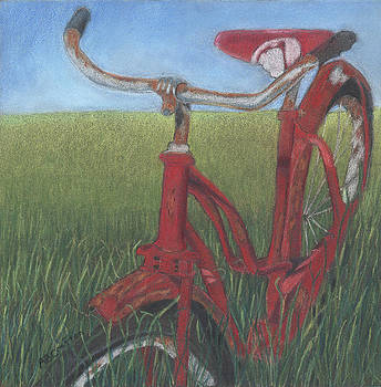 Carole's Bike by Arlene Crafton