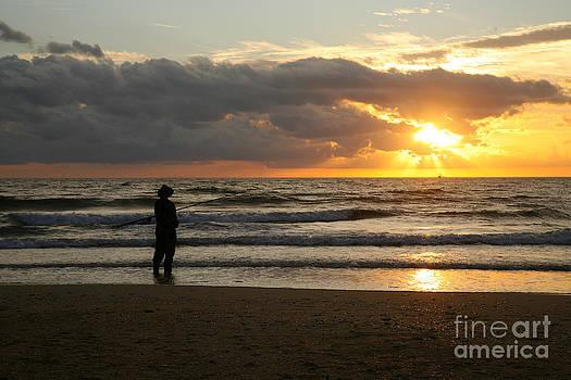 Carolina Coast at Dawn by Suzi Nelson