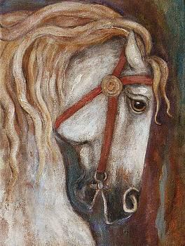 Carousel Horse by Frances Gillotti