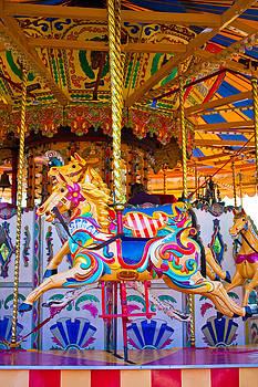 Carousel Ride by Aidan Minter