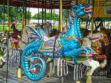 Gregory Dyer - Carousel Sea Dragon