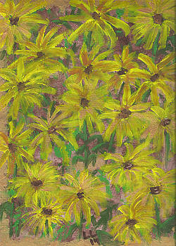 Carpet of Flowers by Laura Lawless