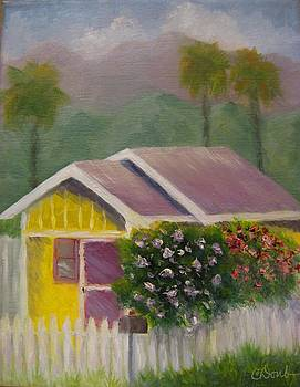 Carpinteria Cottage by Candace Doub