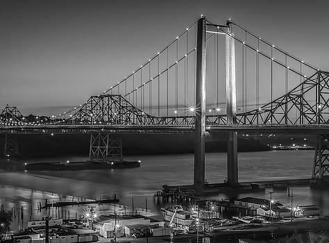 Carquinez Bridge by Phil Clark