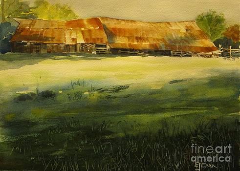 Carr Barn by Elizabeth Carr