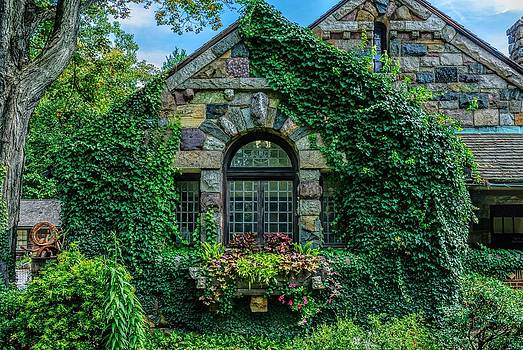 Carriage House Window by Mark Cranston