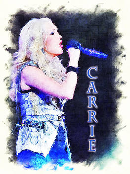 Carrie U. by Mark Compton