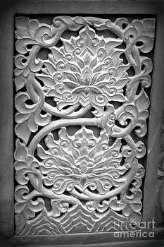 Carvings 3 by Shawna Gibson