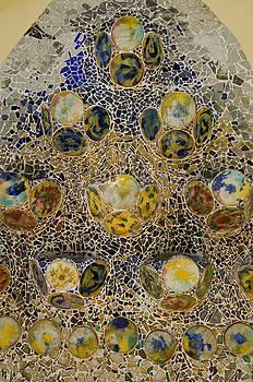 Casa Batllo Tiles by Jack Daulton