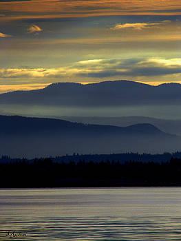 Sandy Rubini - Cascade Dawn