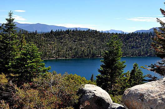 Lynn Bawden - Cascade Lake