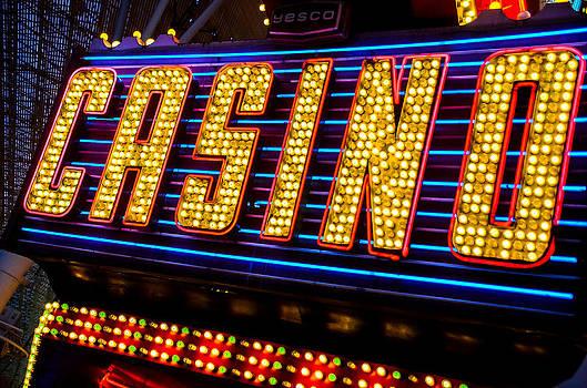 Casino by William Shevchuk