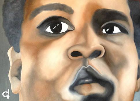 Cassius Clay by Chelsea VanHook