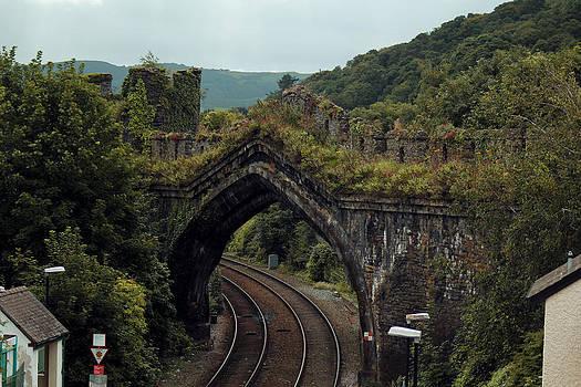 Castle Bridge by Anthony Bean