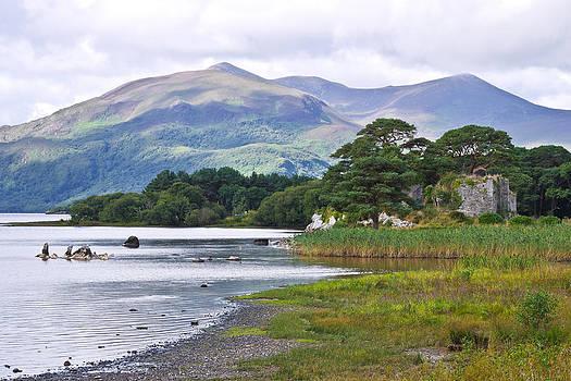 Jane McIlroy - Castle on Lower Lake Killarney