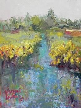 Castle Rock Canal by Nancy LaMay