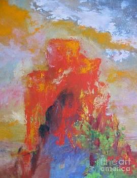 Castle Rock by Myra Maslowsky
