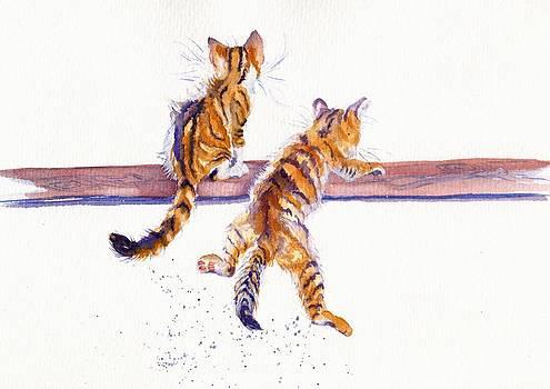 Cat-astrophe by Debra Hall