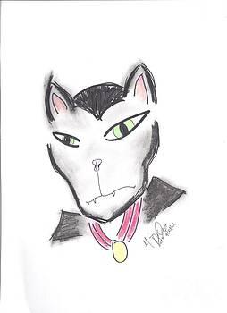 Cat Bat by Marie De Garo