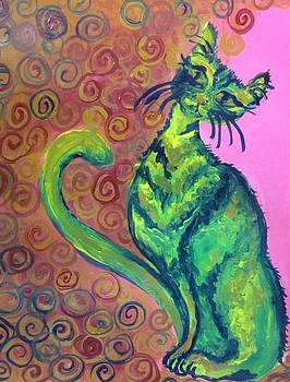 Cat by Cherie Sexsmith