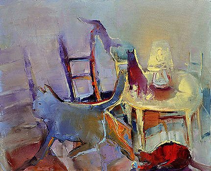 Cat s by David Figielek