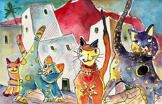 Miki De Goodaboom - Cat Town in Lanzarote