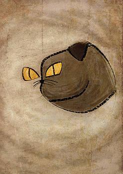 Cat yang by Barbara Ki