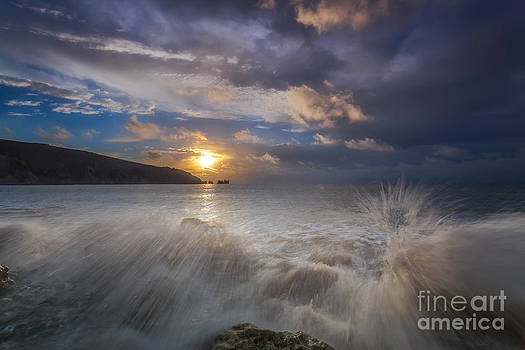English Landscapes - Catching Waves