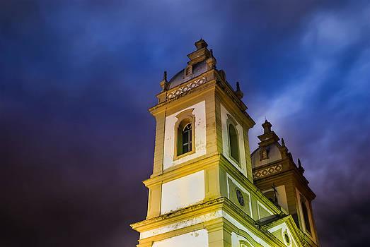 Towers of Catedral Nossa Senhora da Gloria - Valenca - Brazil by Igor Alecsander