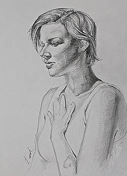 Catharina by Senol KARAKAYA