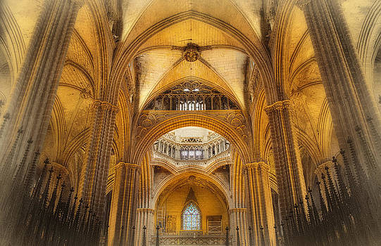 Cathedral Dream by Jack Daulton