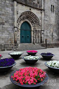 James Brunker - Cathedral Entrance Viana do Castelo