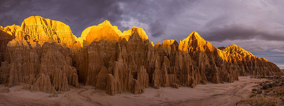 Cathedral Gorge  by JT Dudrow