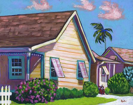 Cayman Abode by Eve  Wheeler